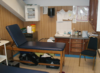 Joe's Treatment Room