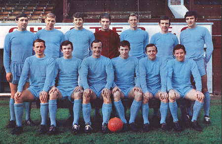 Chester FC 1968-69