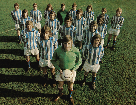 Chester FC 1972-73